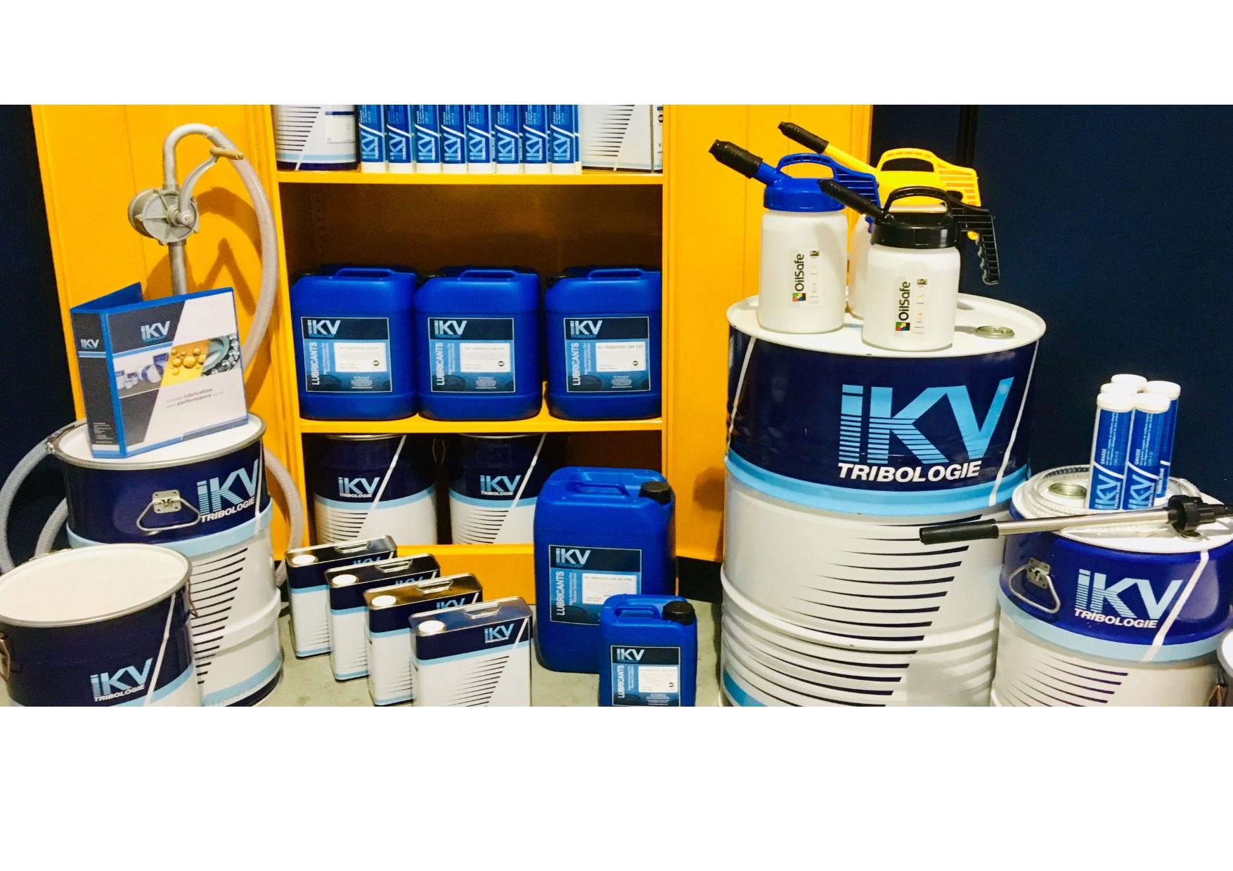 IKV – Specialized lubricants