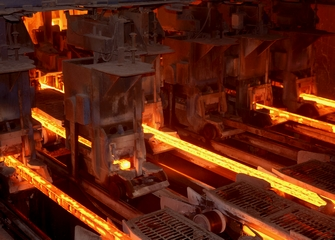 Dầu mỡ cho ngành thép