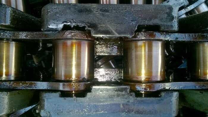 Dầu xích chịu nhiệt độ nhớt cao Beslux Camin 4200