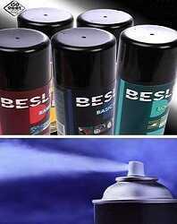 Beslux Dex 4 spray bình xịt bôi trơn và chống dính ở nhiệt độ cao